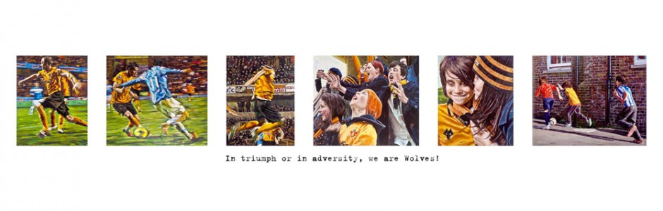 We are Wolves! series